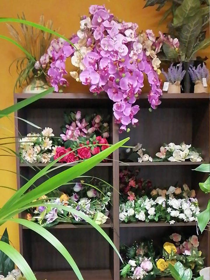 fiori si seta - Fiorista show room Magda a Castelnuovo Rangone